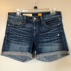 Anthropologie Pilcro Denim Shorts